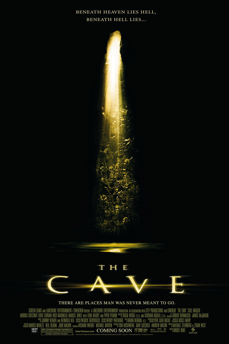 Man Caves Imdb : The cave dvd release date january