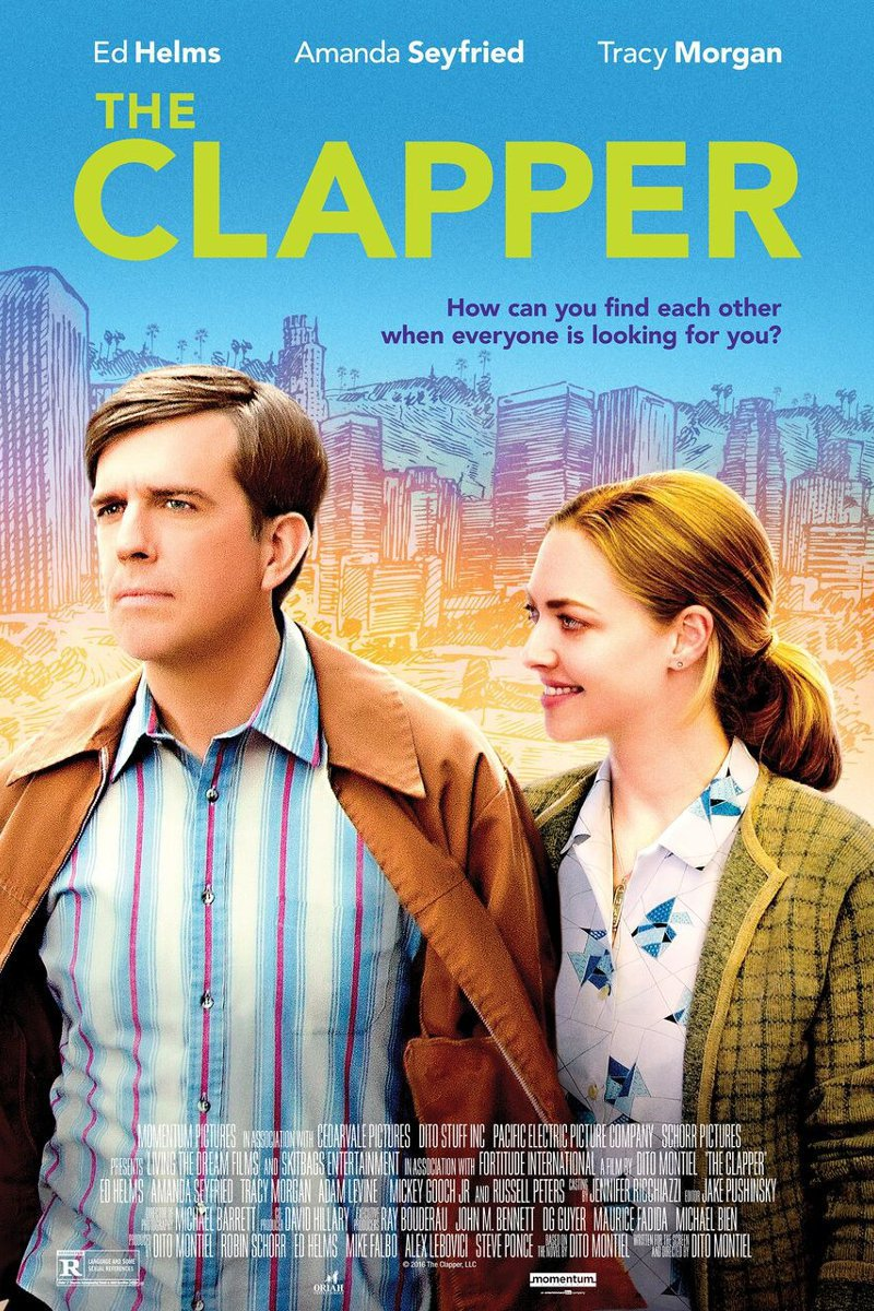 The Clapper Dvd Release Date March 6 2018