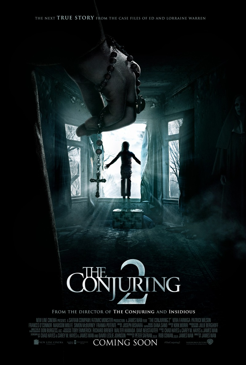The Conjuring 2 DVD Release Date September 13, 2016