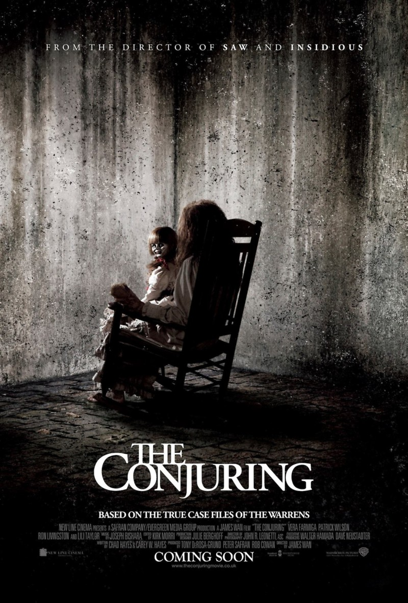 the conjuring 2013 blu ray dvd release date october 22 2013 1 2 3 4 5
