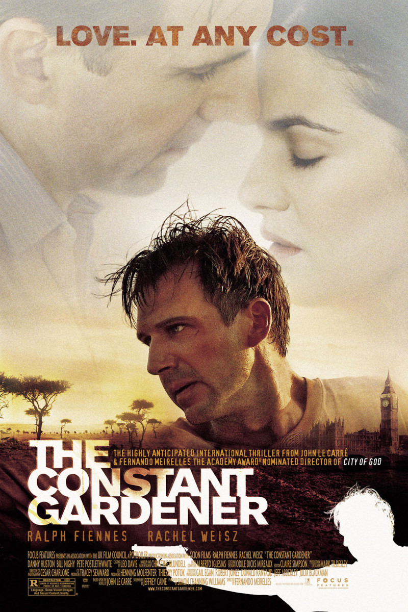 the constant gardener The constant gardener (2005), one of the best films of the past decade, has had numerous admirers, but because of its many themes, it has been view ed, and criticized, from a number of different angles.