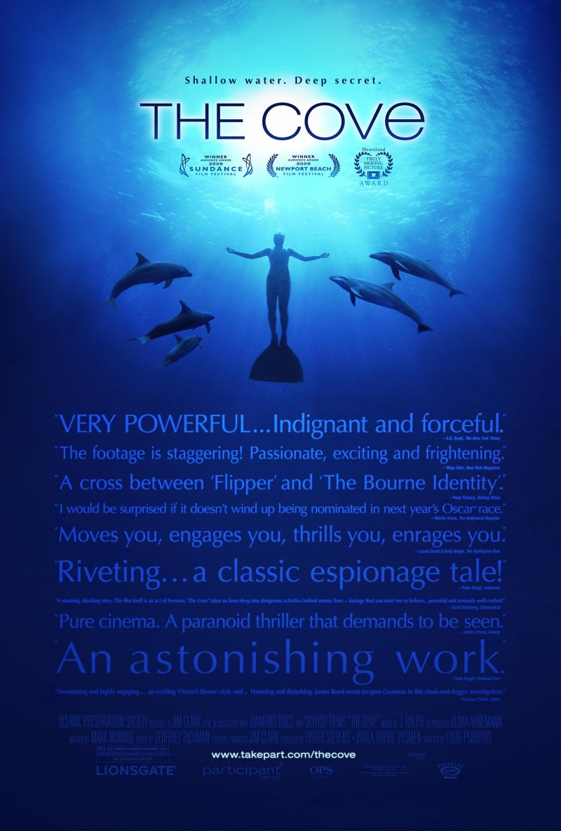 The Cove Dvd Release Date December 8 2009