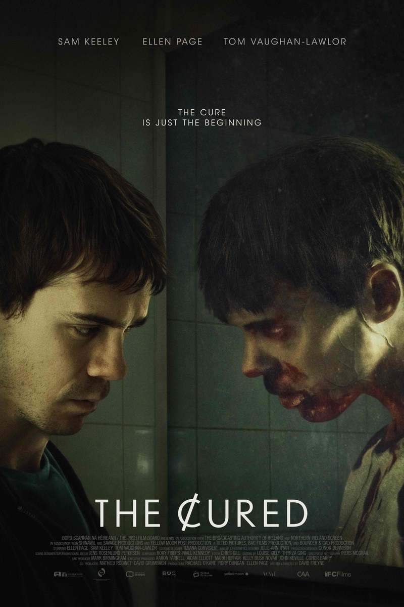 6 July 2018 Released Movie: The Cured DVD Release Date July 3, 2018