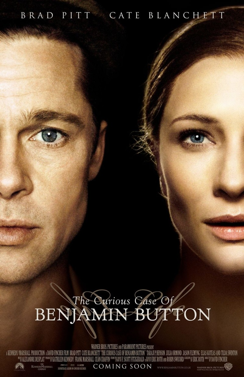 the curious case of benjamin button dvd release date may 5