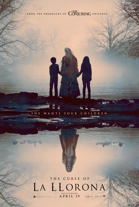 The Curse of La Llorona DVD Release Date August 6, 2019