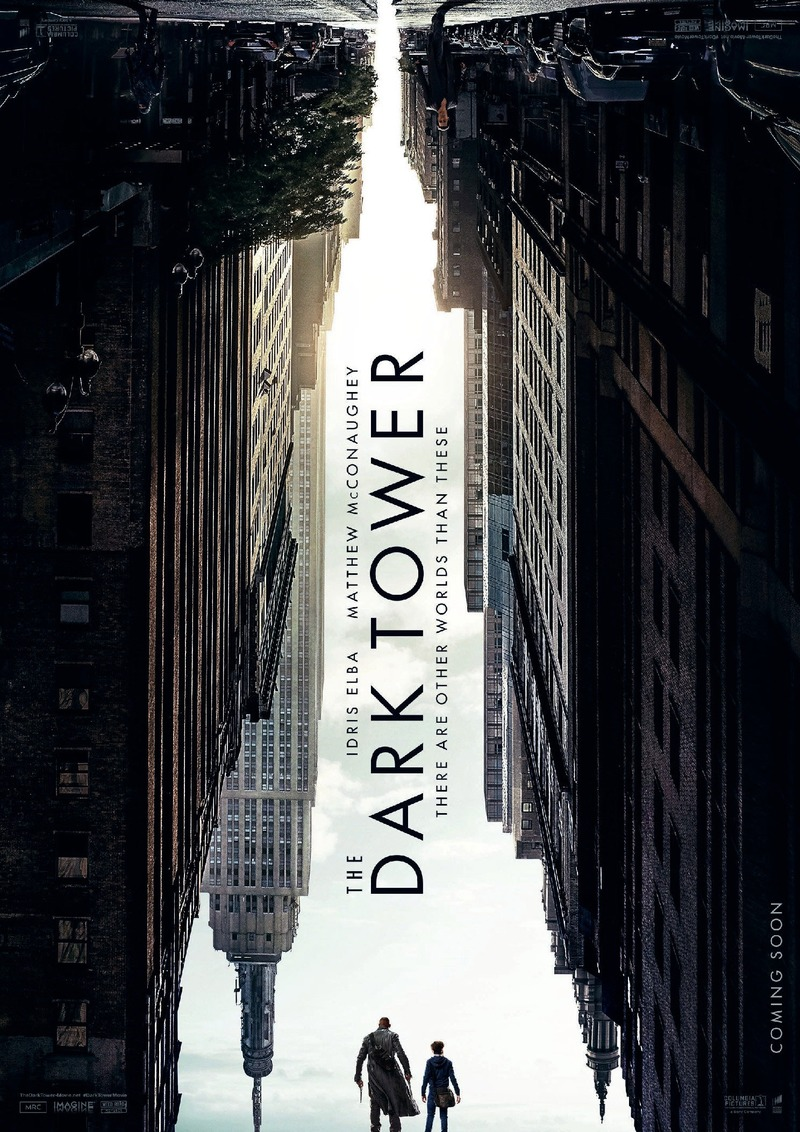 The Dark Tower DVD Rel...