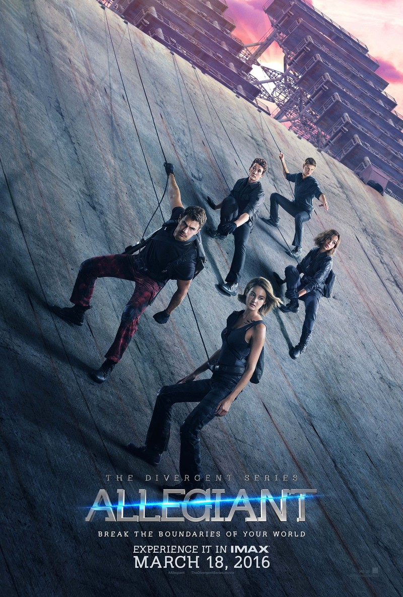 Allegiant DVD Release Date | Redbox, Netflix, iTunes, Amazon