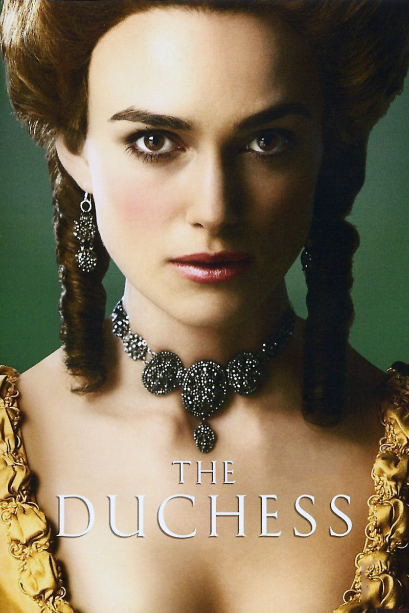 The Duchess DVD Release Date December 27, 2008