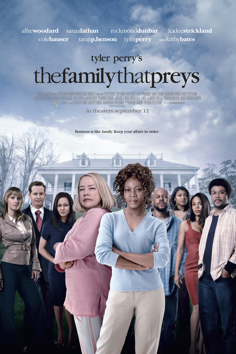 movie review tyler perrys the family And it would be easy to say that if you've seen diary—or cinderella—that you've seen madea's family reunion that's a fair critique, but it's not quite the whole story the film starts with the story of lisa (rochelle aytes), who lives with fiancé carlos (blair underwood) in a palatial 30th floor condo it's clear.