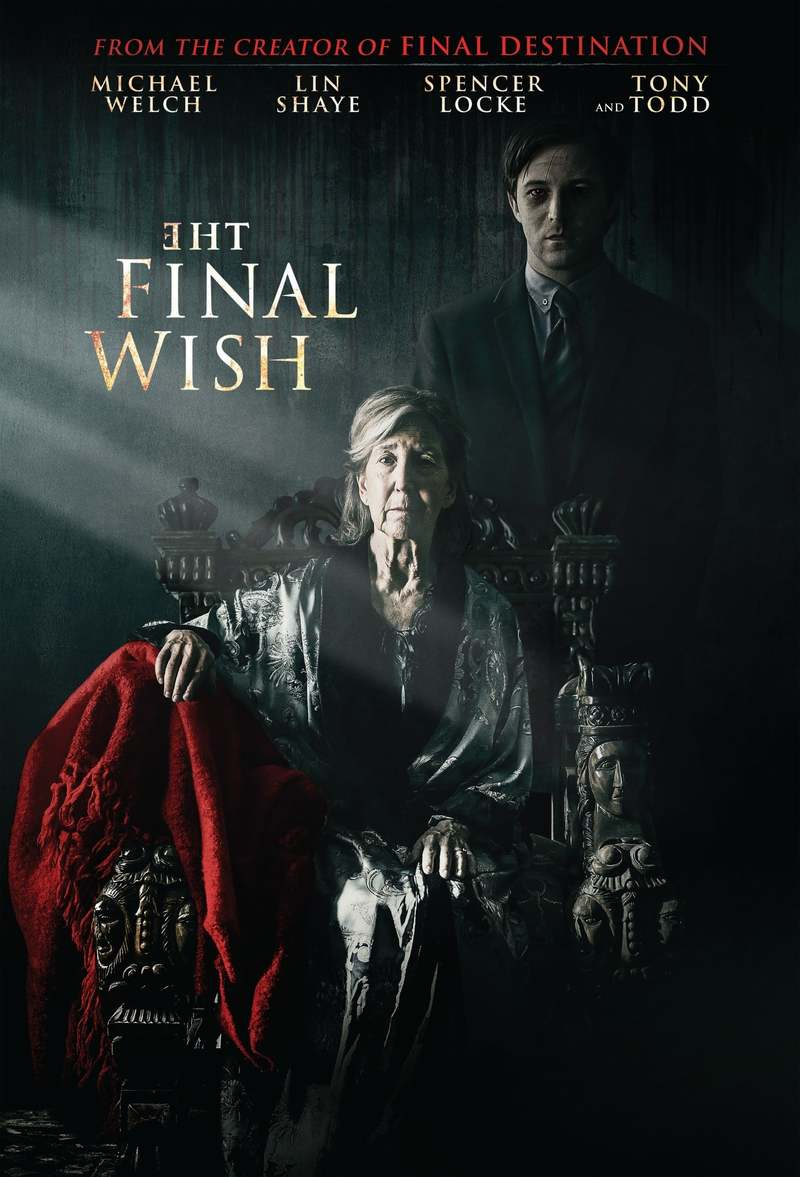 Movie Poster 2019: The Final Wish DVD Release Date March 19, 2019