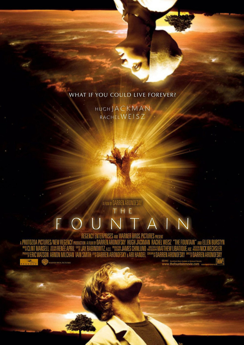 The Fountain DVD Release Date May 15, 2007