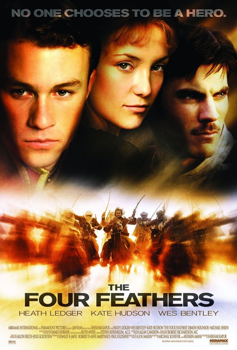 The Four Feathers DVD Release Date February 18, 2003