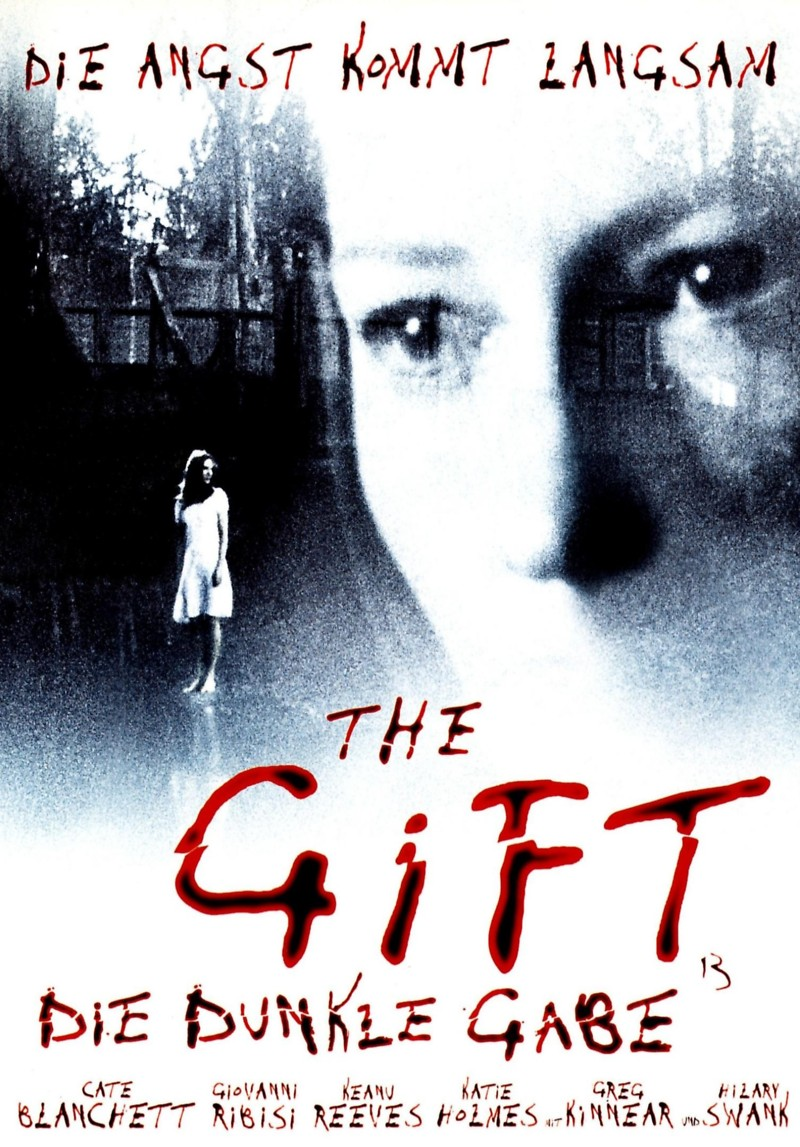 The Gift DVD Release Date July 17, 2001