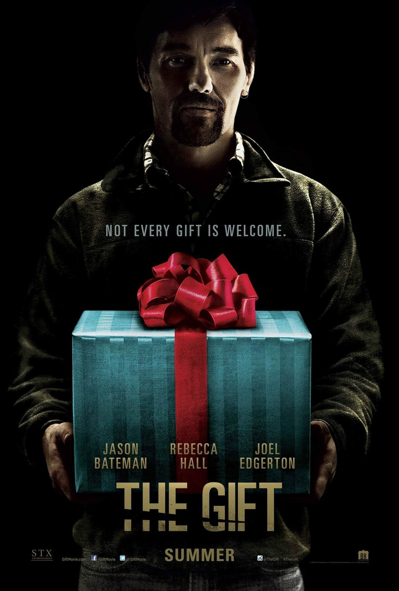 The Gift DVD Release Date October 27, 2015