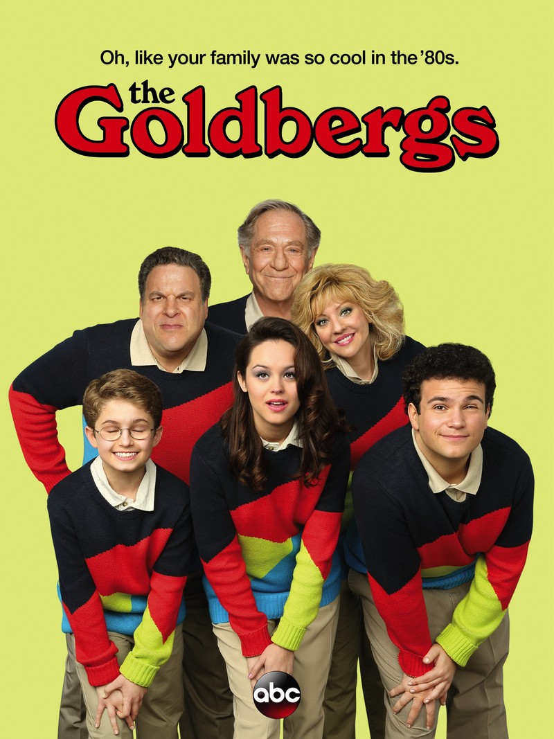 The Goldbergs DVD Release Date