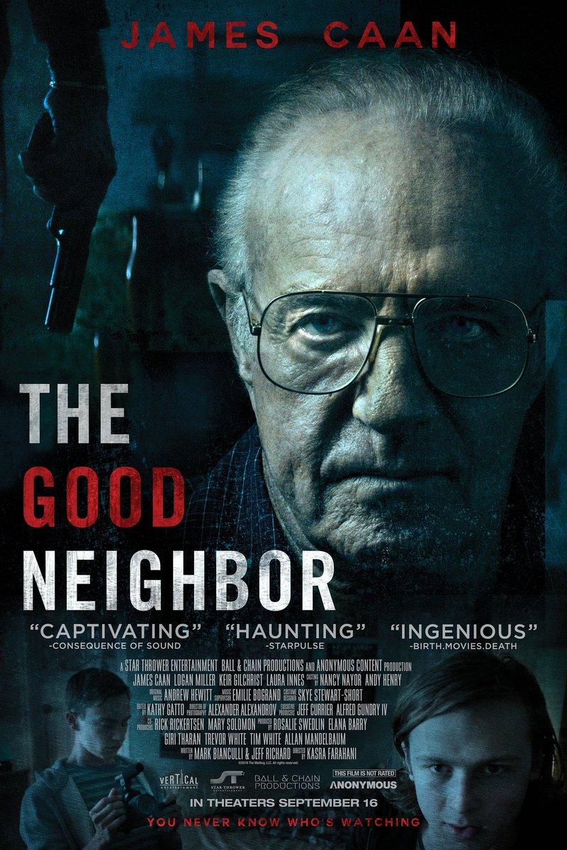 the good neighbor dvd release date october 18 2016