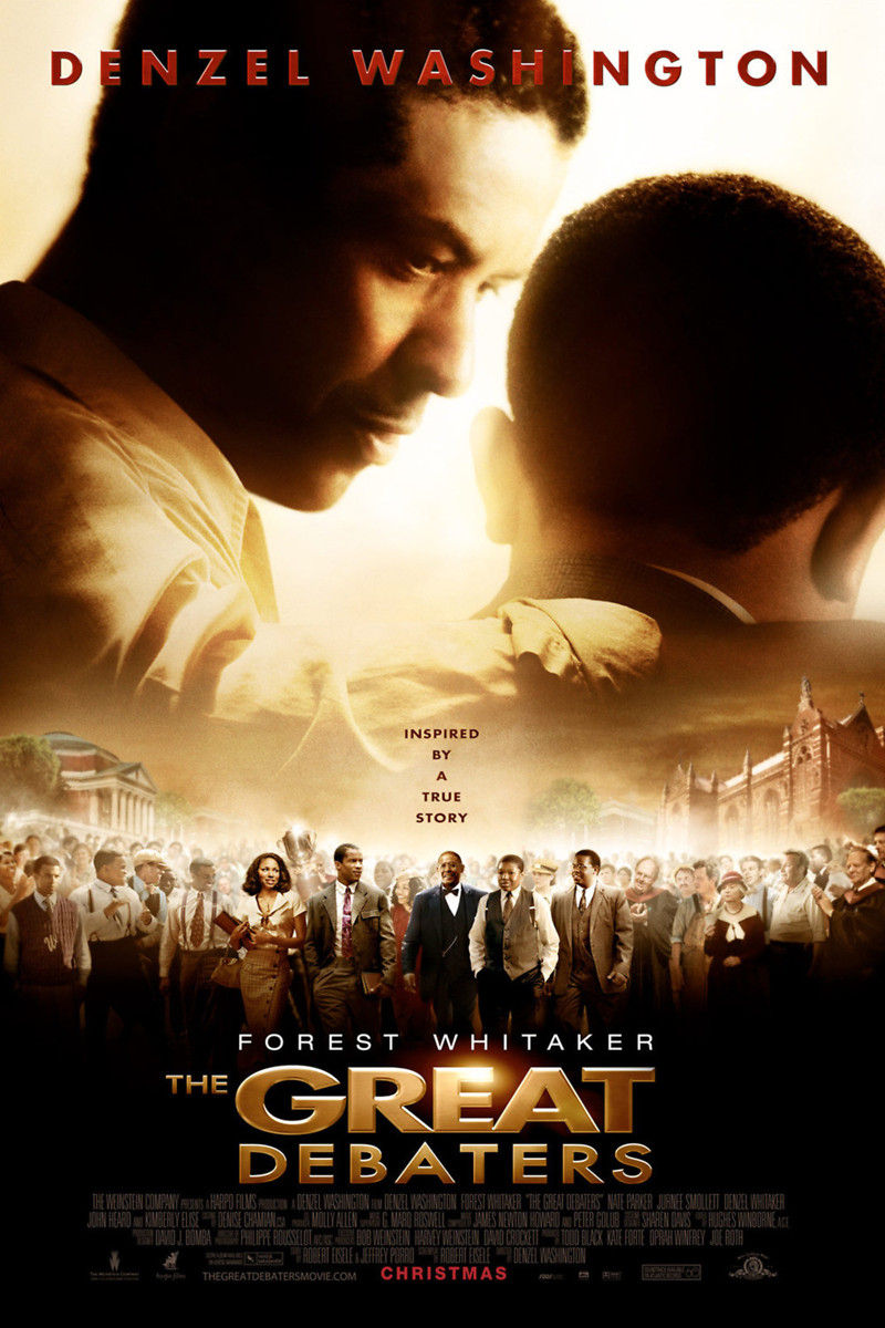 debaters movie poster 2007 posters movies hollywood dvd film cast filmibeat washington denzel debate outstanding story release date