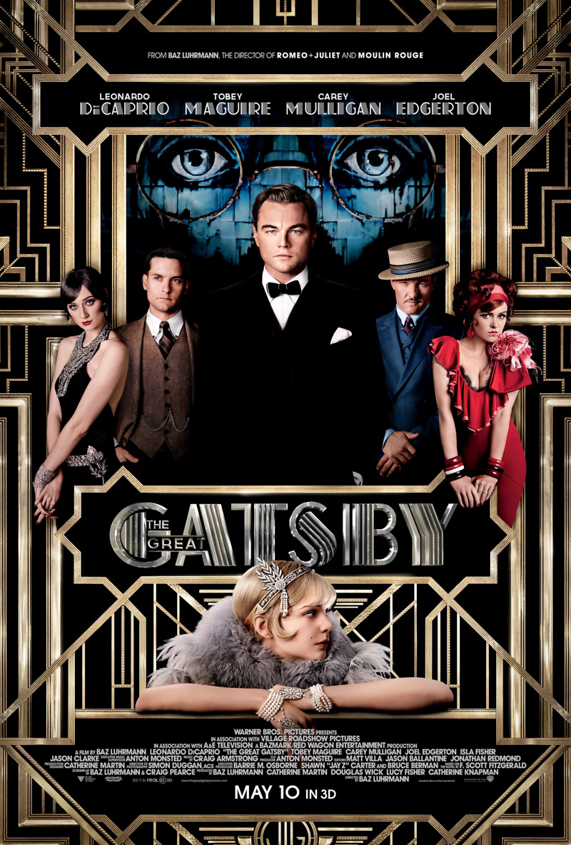 The Great Gatsby DVD Release Date August 27, 2013