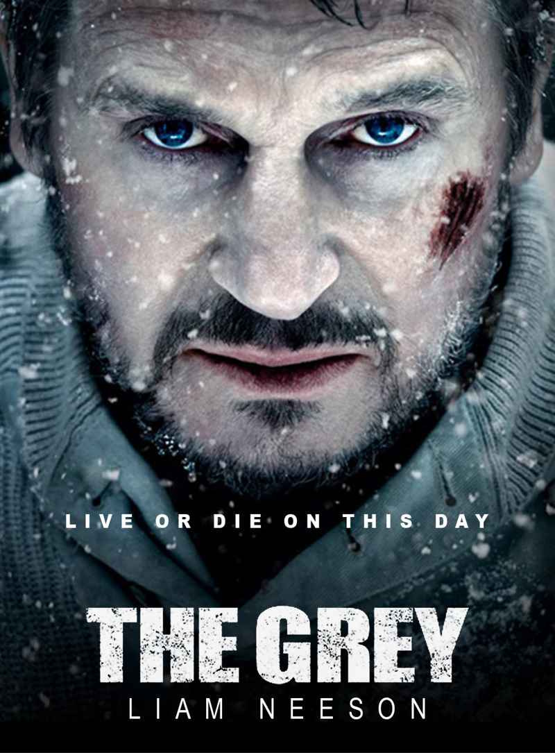the grey dvd release date may 15 2012