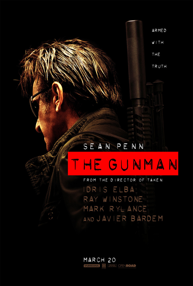 sean penn the gunman steroids