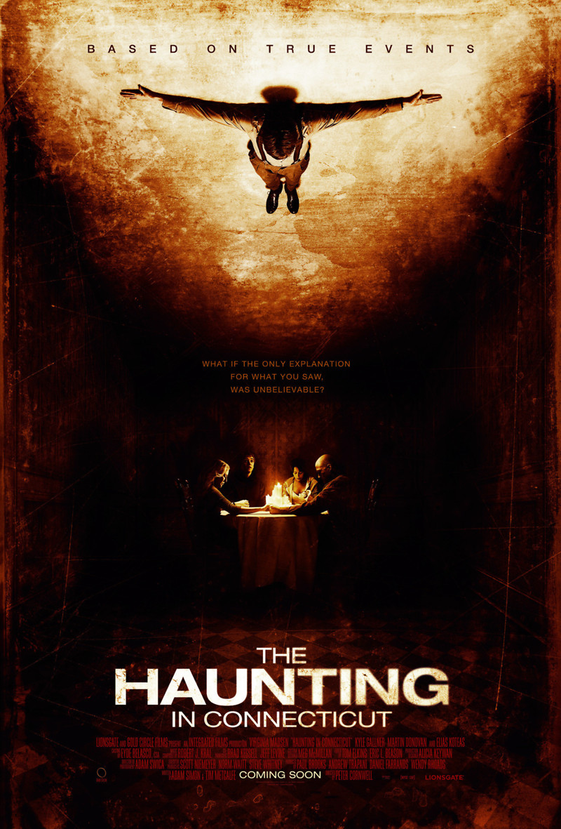 The Haunting in Connecticut movies in France