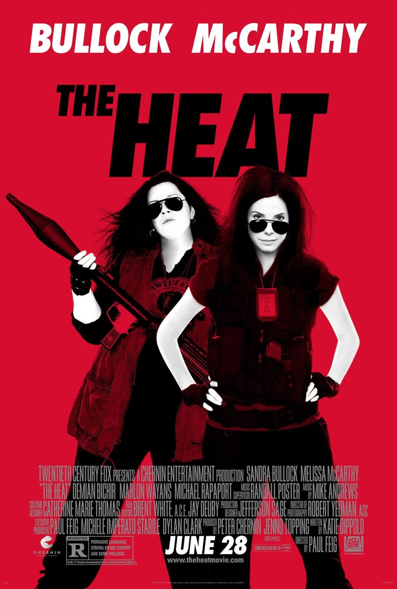 The Heat DVD Release Date October 15, 2013