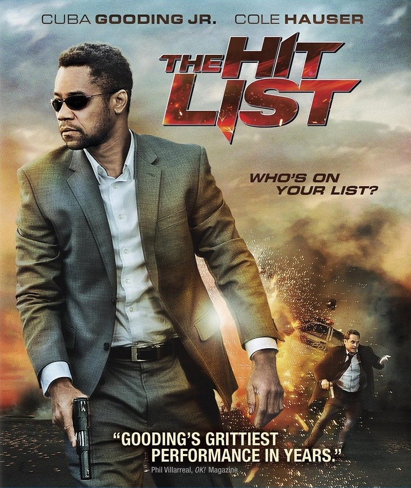 the hit list dvd release date may 10 2011