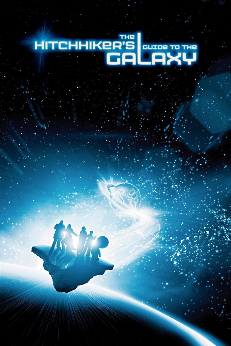 The Hitchhikeru0026#39;s Guide to the Galaxy DVD Release Date ...