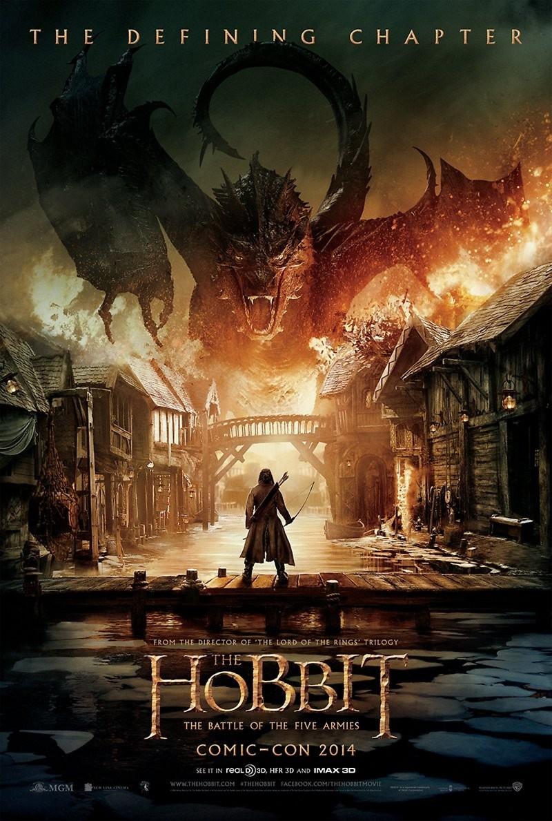 Der Hobbit 3 Release