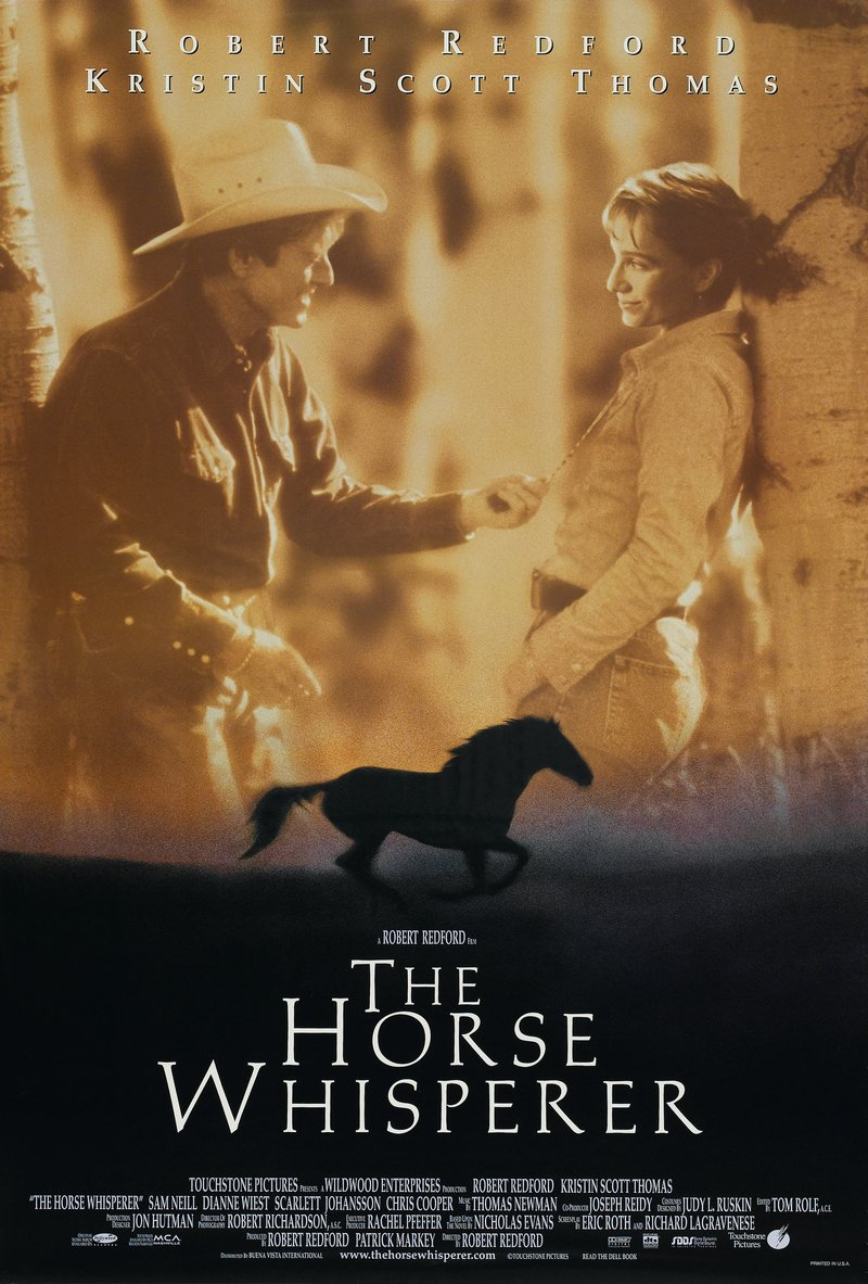 The Horse Whisperer DVD Release Date November 10, 1998