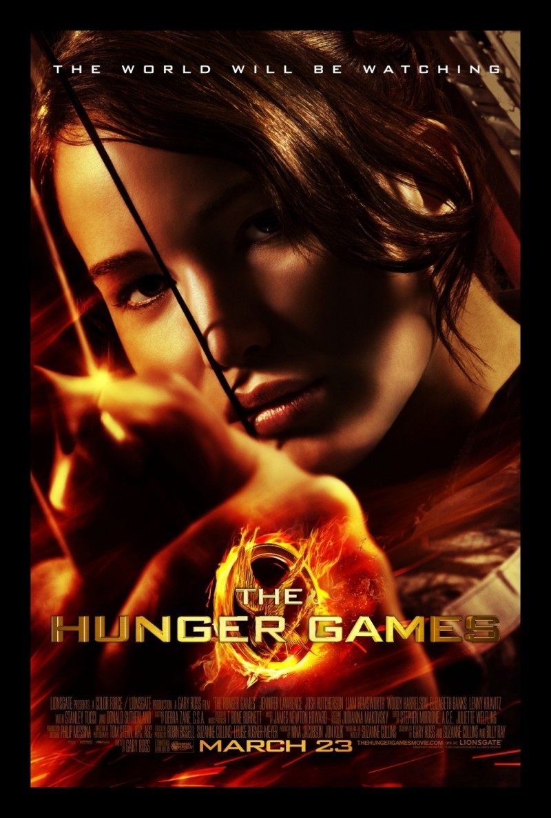 Twilighters Dream: Hunger Games Movie Release Dates