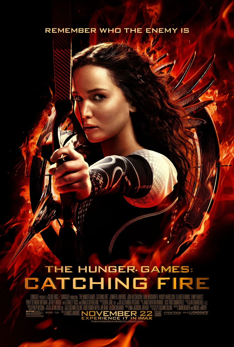 Hunger games release date in Perth