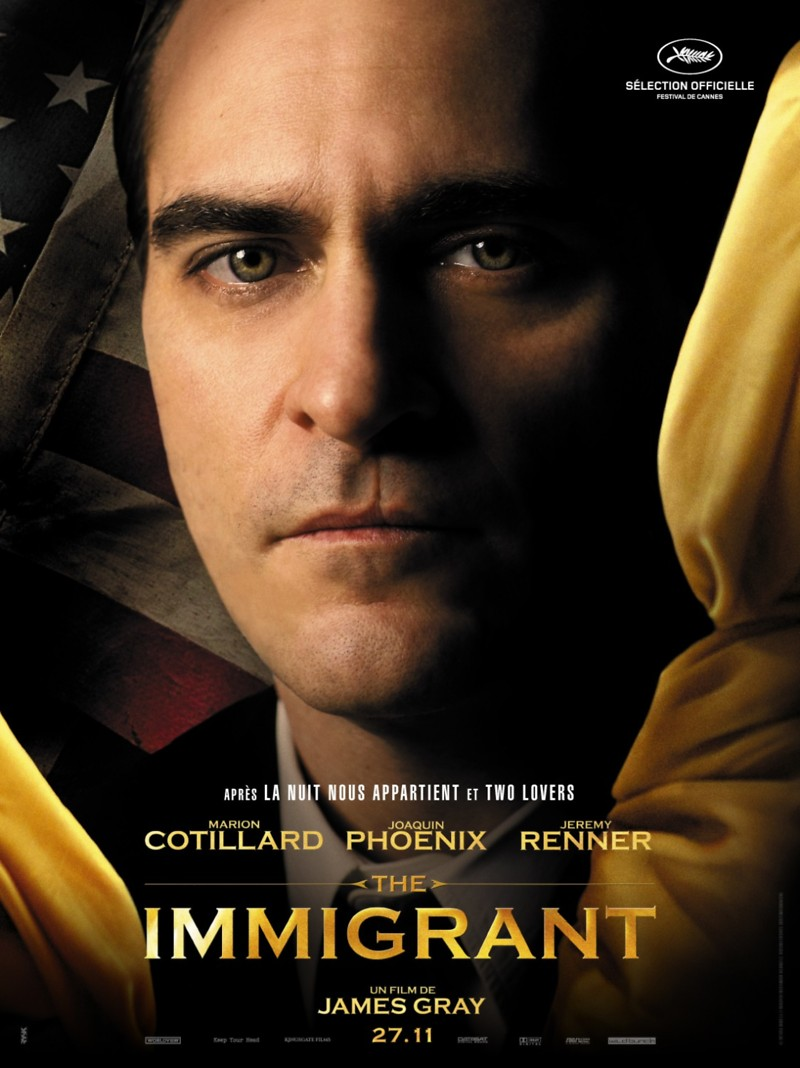 the immigrant The immigrant (2013):in 1921, unfortunate circumstances drive newly arrived immigrant ewa into a life of prostitution, and a complex, volatile relationship with two.