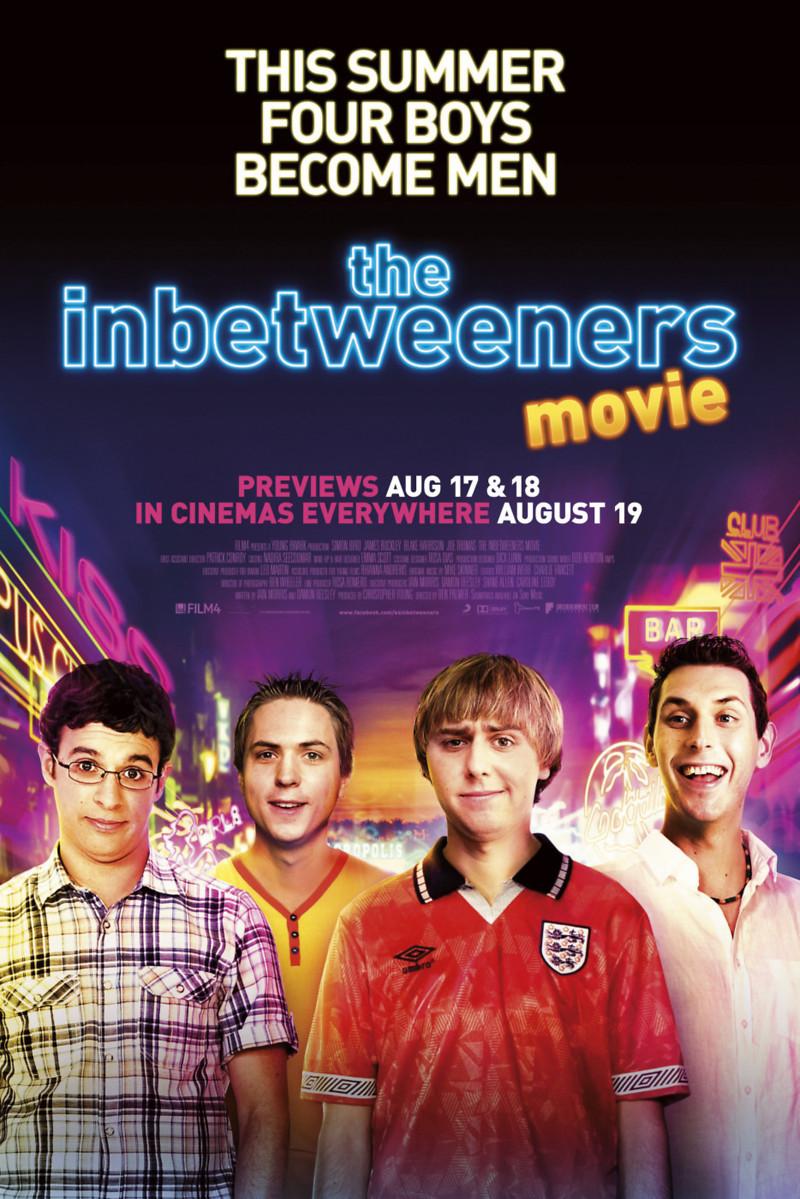 The inbetweeners movie 2011 the inbetweeners movie dvd release date