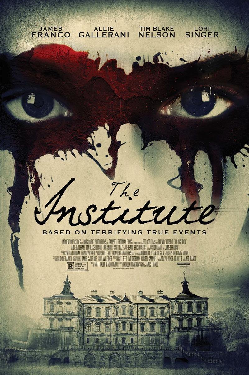 The Institute DVD Release Date April 4, 2017