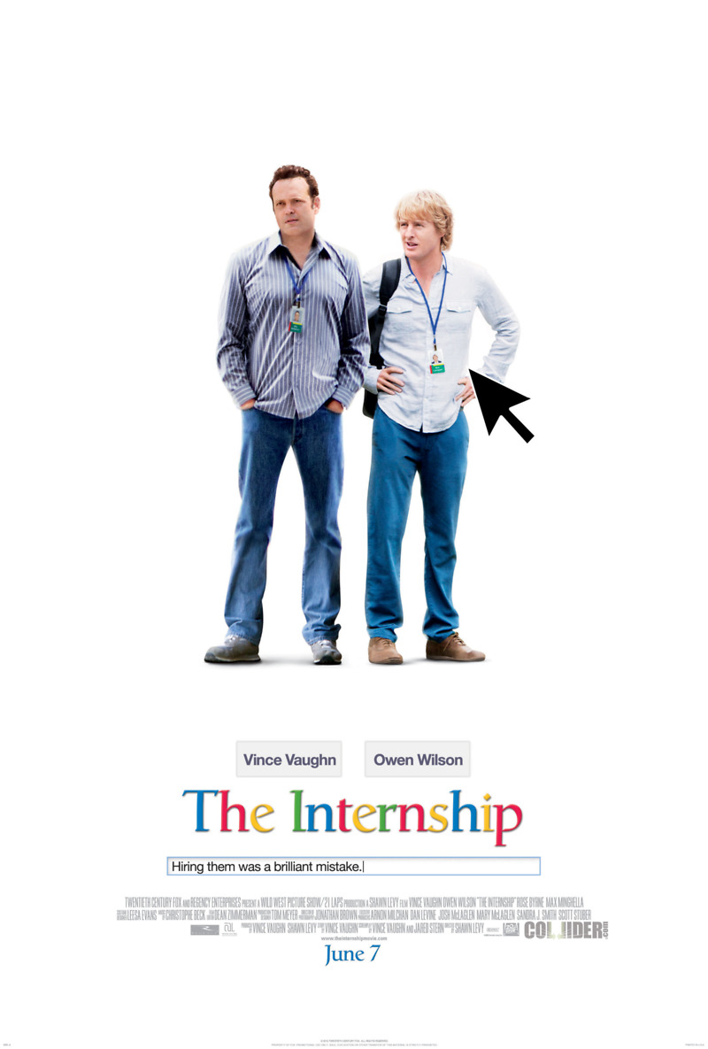 dress - The internship dvd video