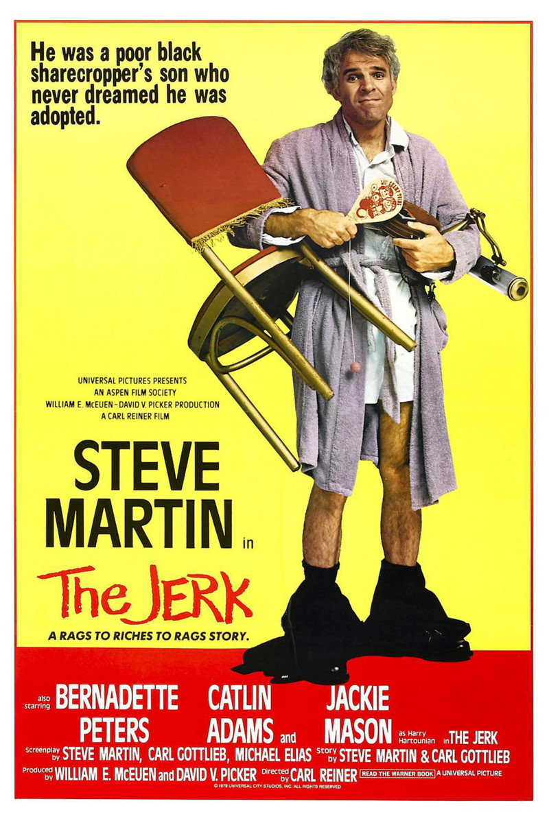 The Jerk DVD Release Date