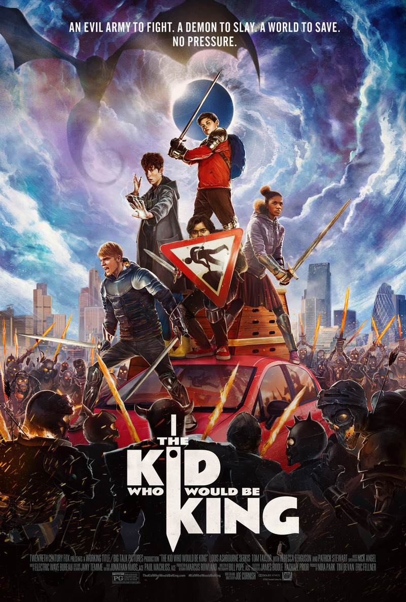 New Hindi Movei 2018 2019 Bolliwood: The Kid Who Would Be King DVD Release Date April 16, 2019