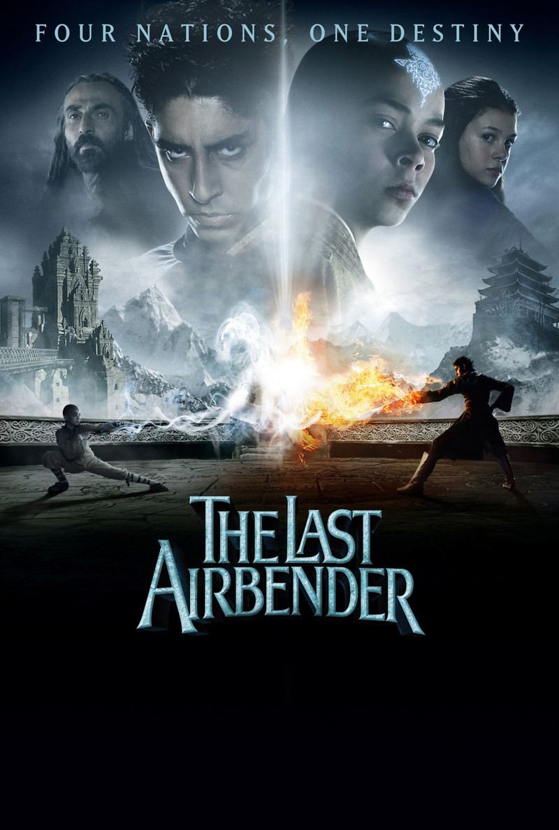The Last Airbender DVD Release Date November 16, 2010
