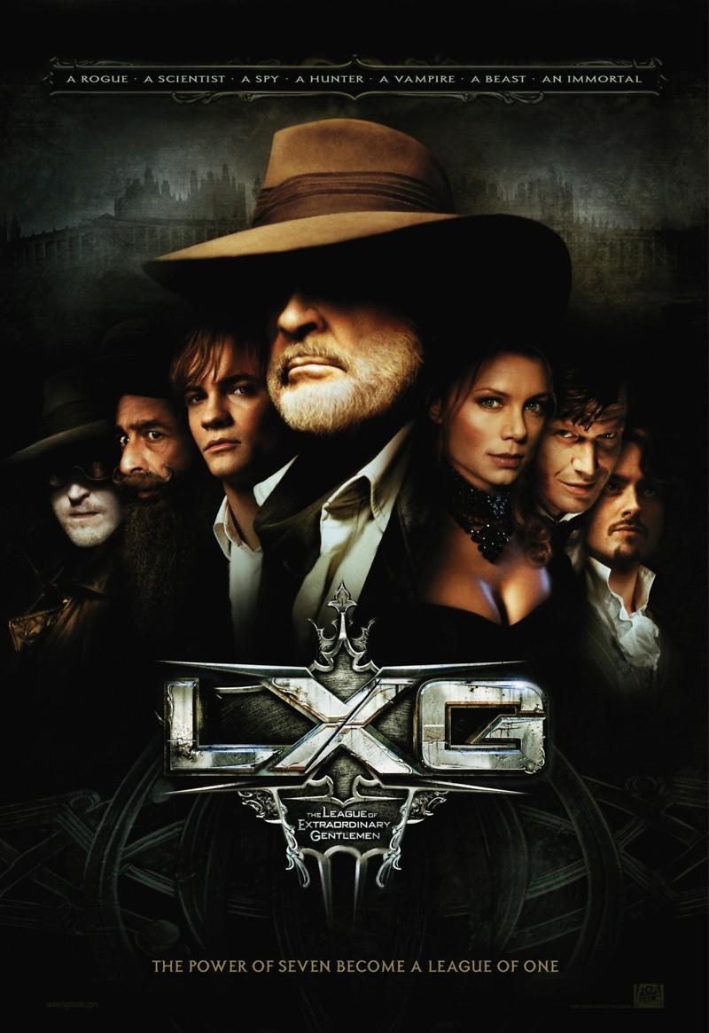 League of extraordinary gentlemen 2 release date in Sydney