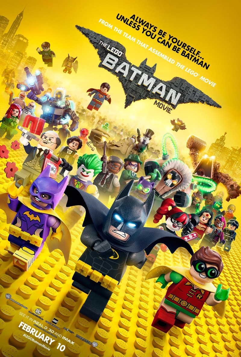 lego movie 2017 poster - photo #1