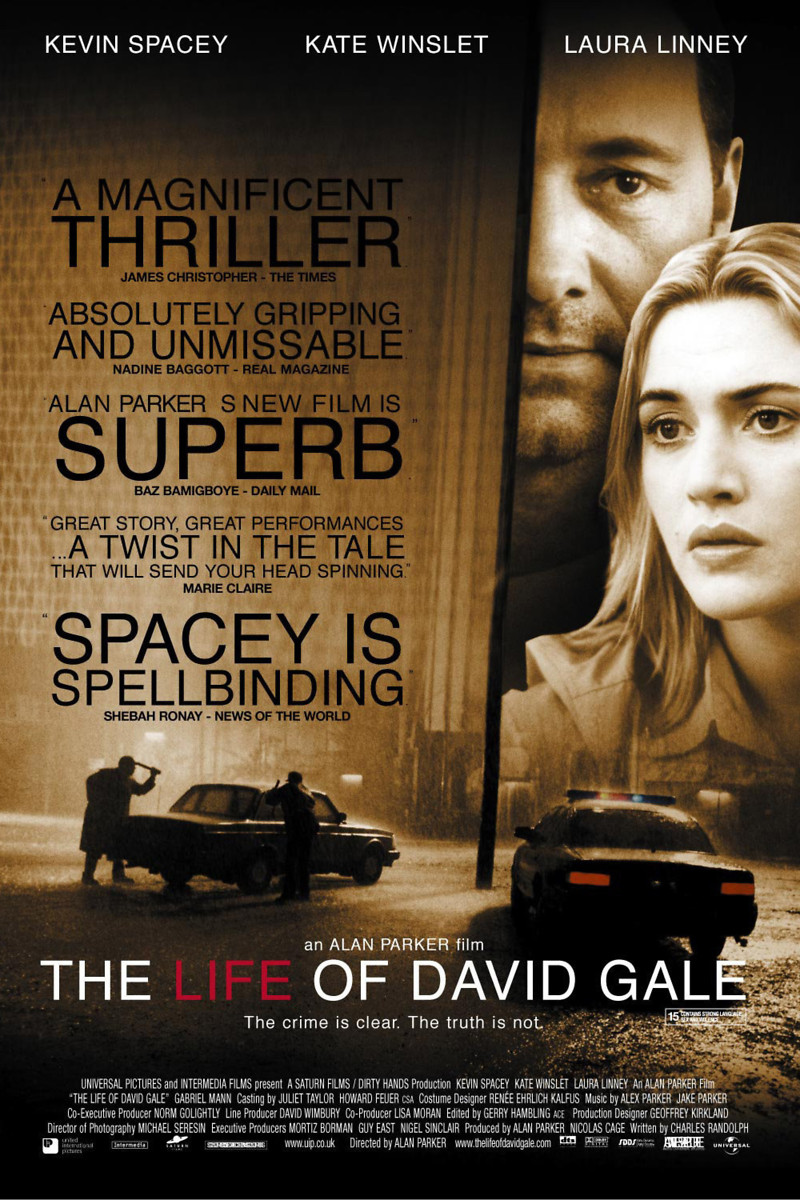 The Life Of Adventure: The Life Of David Gale DVD Release Date February 1, 2005