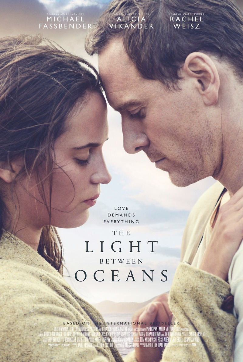 The Light Between Oceans DVD Release Date January 24, 2017