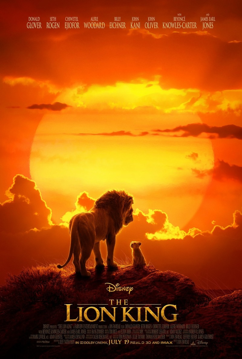The Lion King Dvd Release Date October 22 2019