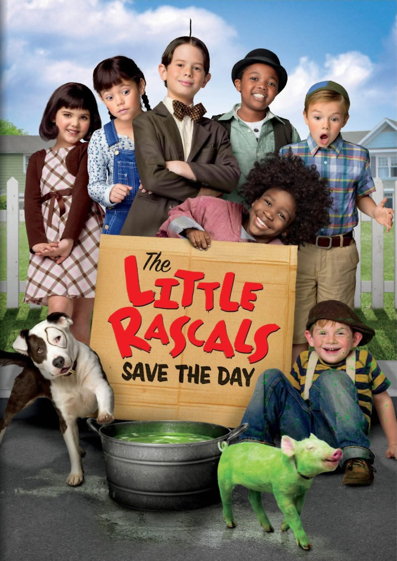 the little rascals save the day dvd release date april 1 2014