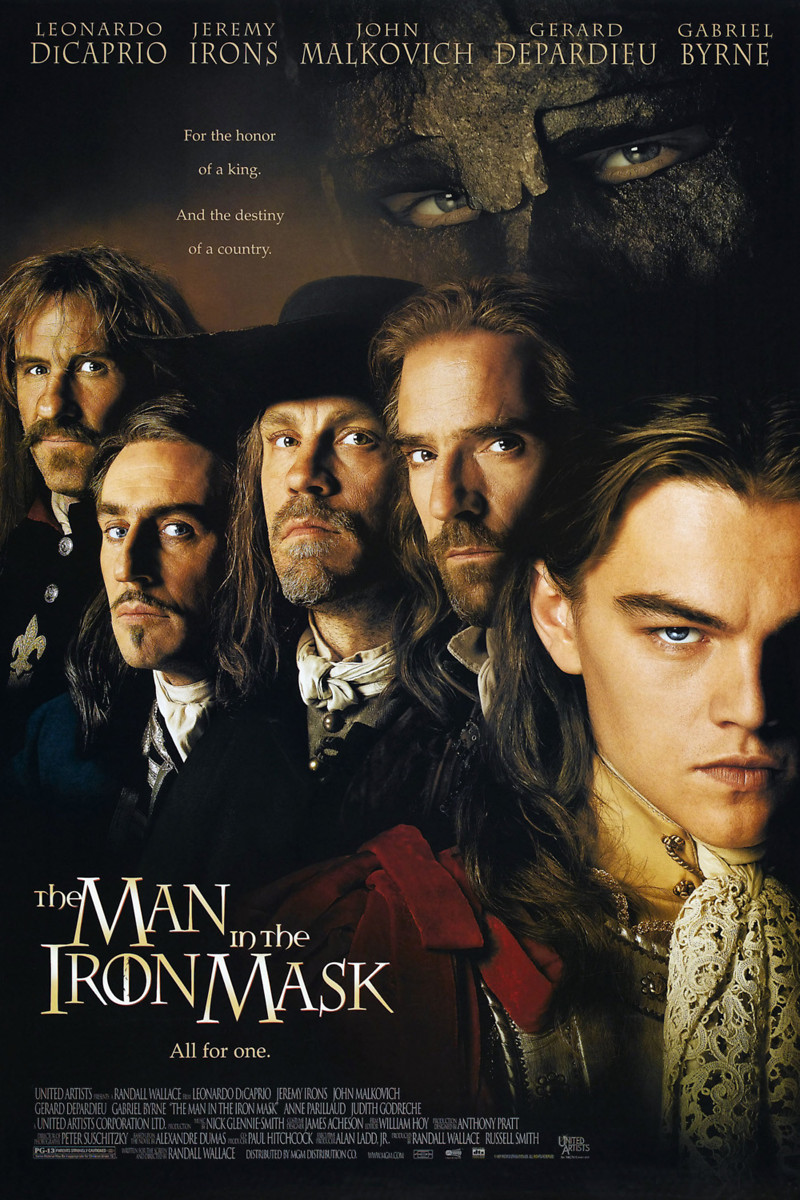 Man in the Iron Mask, The | BraveMovies.com - watch movies ...