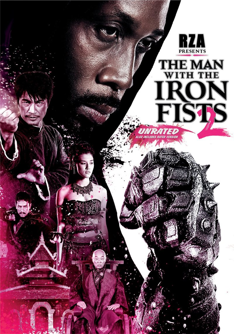 The man with iron fist movie
