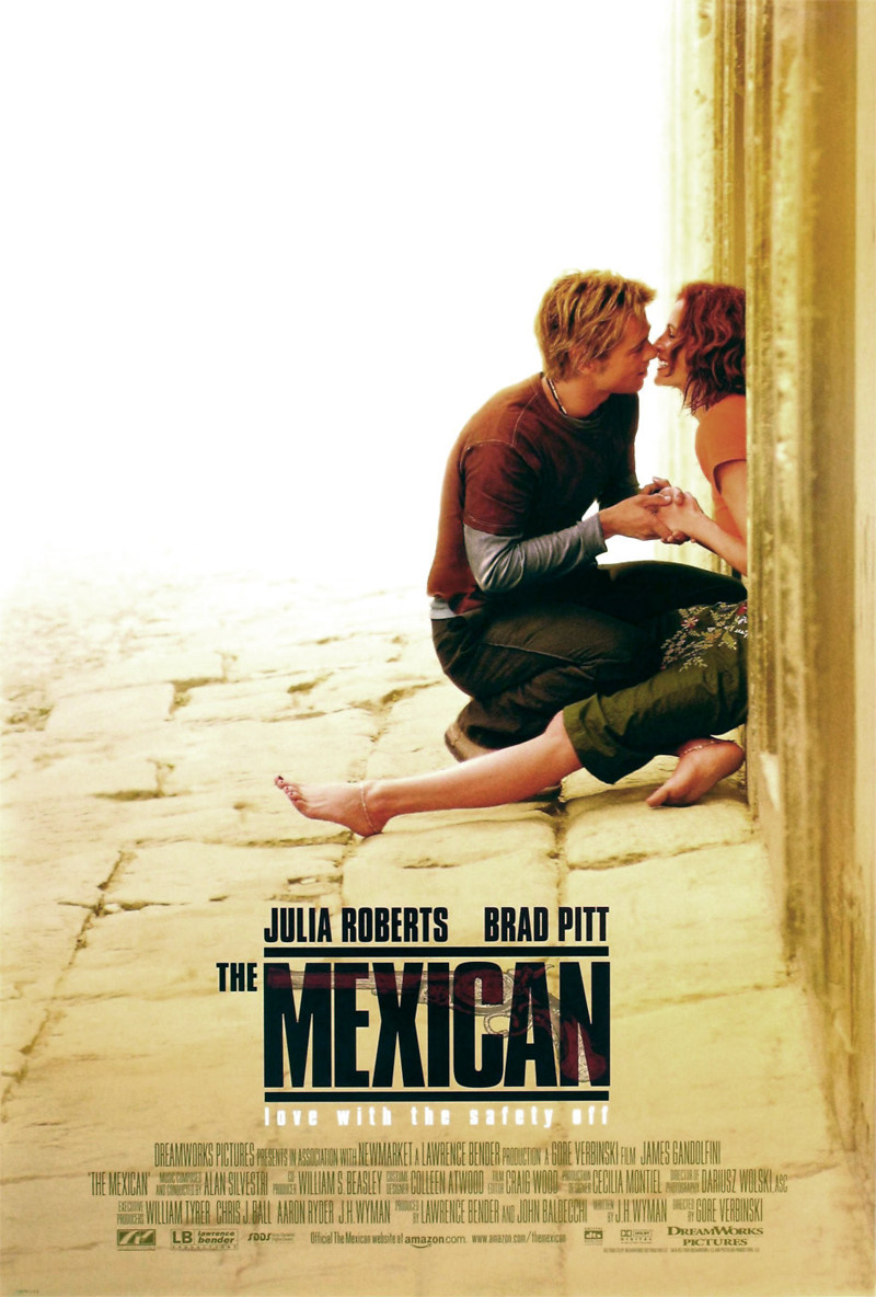 the mexican dvd release date august 7 2001