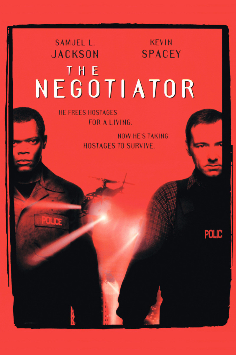 the negotiator dvd release date
