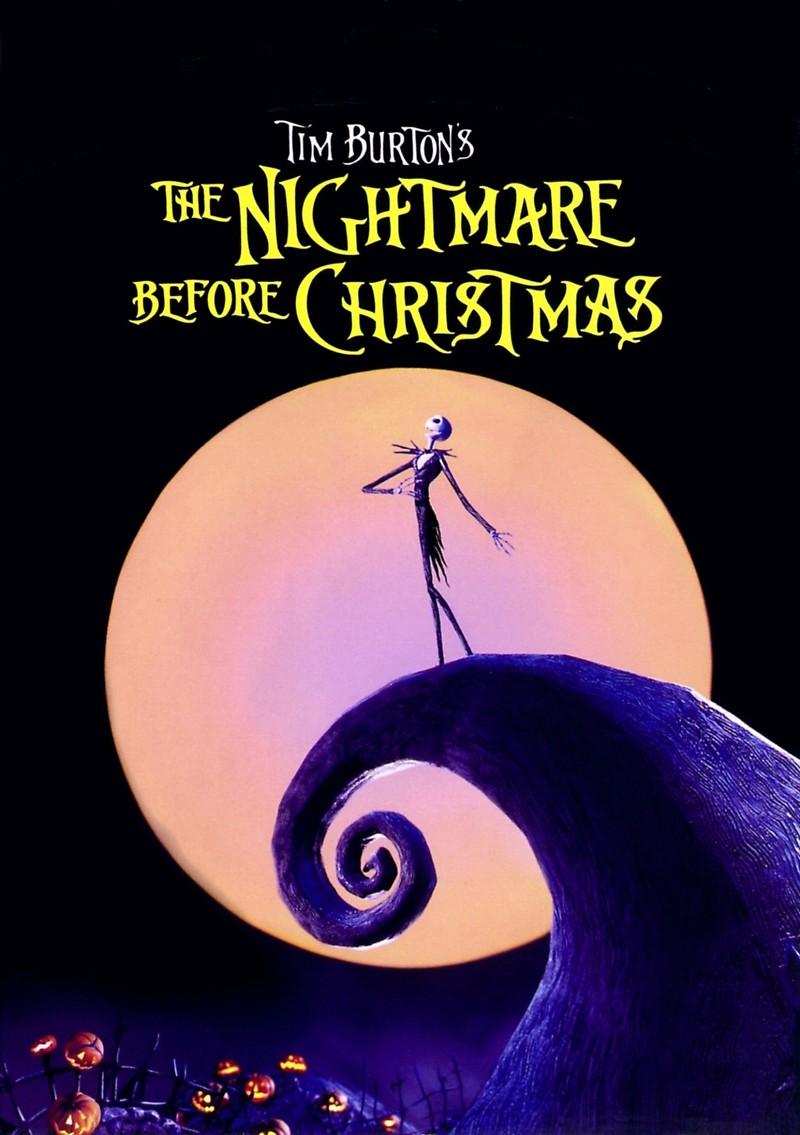 movie poster - Nightmare Christmas